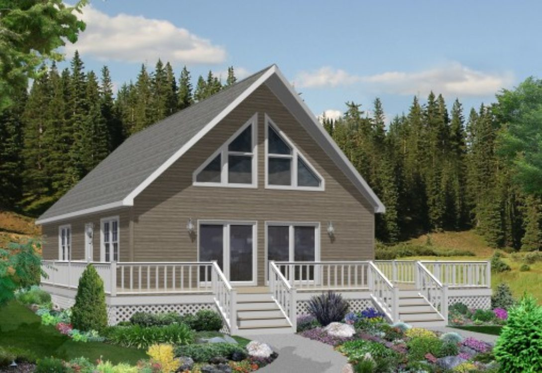 Woodcliff plattsburgh housing outlet for Chalet manufactured homes