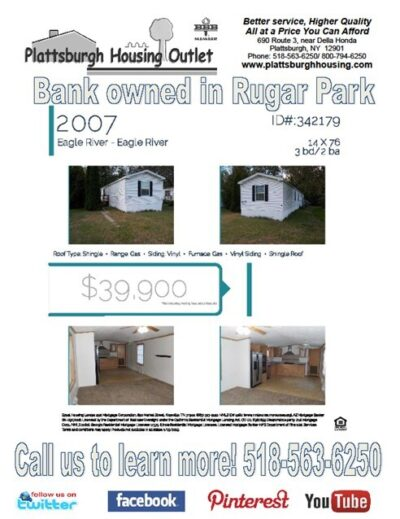 Pre owned home in Rugar Park